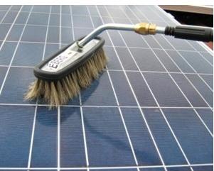 Zubehör z.b. bürsten für photovoltaik reinigen uvm.